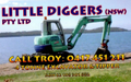 Excavator Hire in Belmont North