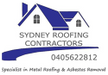 Roofing in Sydney