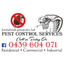 Pest & Insect Control in Werribee