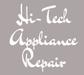 Appliance Repairs in Blacktown