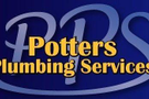 Potters Plumbing Services Logo