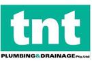 TNT Plumbing & Drainage Logo