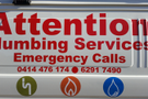 Canberra Hot Water and Plumbing Logo