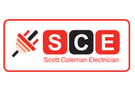 Scott Coleman Electrician Pty Ltd Logo