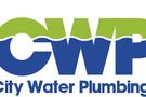 City Water Plumbing Logo