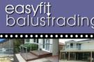 Easyfit Balustrading Logo
