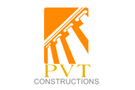 PVT Constructions Logo