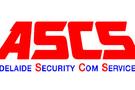Adelaide Security Com Services Logo