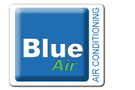 Blue Air & Electrical Logo