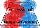 Professional Heating & Air Conditioning Services Logo