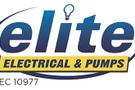 Elite Electrical & Pumps Logo
