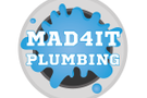 Mad 4 It Plumbing Logo