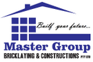 Master Group Bricklaying and Construction PTY LTD Logo