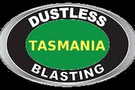 Dustless Abrasive Blasting Logo