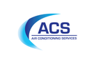 ACS Air Conditioning Services Logo