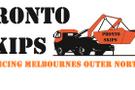 Pronto Skips Logo