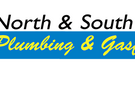 North and South Plumbing Logo