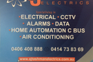 RP's Electrical Services PTY LTD Logo