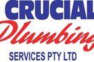 Crucial Plumbing Services Pty Ltd Logo
