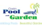 Clarks Pool & Garden Logo