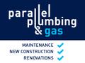 Parallel Plumbing & Gas Logo
