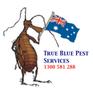 True Blue Pest Services Logo