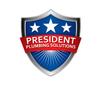 President Plumbing Solutions Logo
