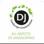 D.J Landscape Construction Logo