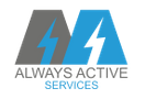 Always Active Electrical & Air Con Logo
