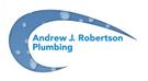 Andrew J Robertson Plumbing Logo