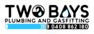 Two Bays Plumbing & Gasfitting Logo