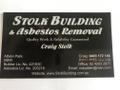 Stolk Building & Asbestos Removal Logo