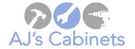 AJs Cabinets Logo