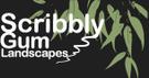 Scribbly Gum Landscapes Logo