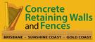Brisbane Concrete Retainer Walls and Fencing Pty Ltd Logo