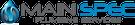 Mainspec Plumbing Service Logo