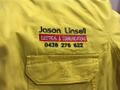 Jason Linsell Electrical & Communication Logo