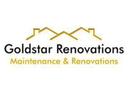 Goldstar Renovations Logo