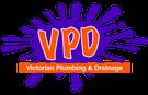 Victorian Plumbing & Drainage Logo
