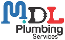 MDL Plumbing Services Logo