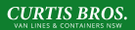 Curtis Bros Removals & Containers Logo