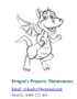 Dragan's Property Maintenance Logo