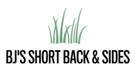 BJ's Short Back & Sides Logo