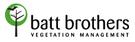 Batt Brothers Vegetation Management Logo