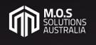 M.O.S MAINTENANCE SERVICES Logo