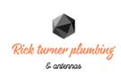 Rick Turner Plumbing & Antennas Logo