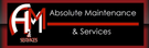 Absolute Maintenance & Services Logo