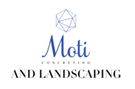 Moti Concreting And Landscaping Services Logo