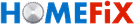 Homefix Building and Property Maintenance Logo
