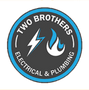 Two Brothers Plumbing & Electrical Logo